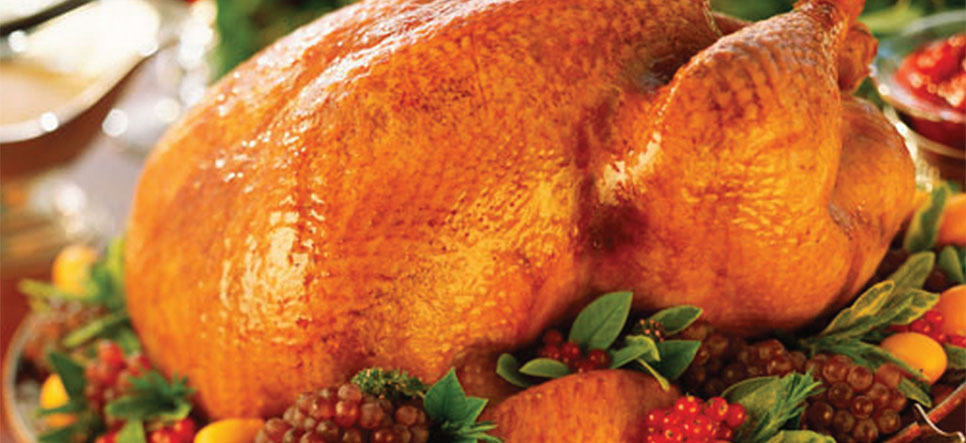 Order/Donate a Christmas Turkey